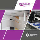 METAMARK Glasdekorfolie M7A-DE Dusted Etch Metascape